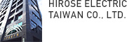 HIROSE ELECTRIC TAIWAN CO., LTD.