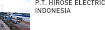 P.T. HIROSE ELECTRIC INDONESIA