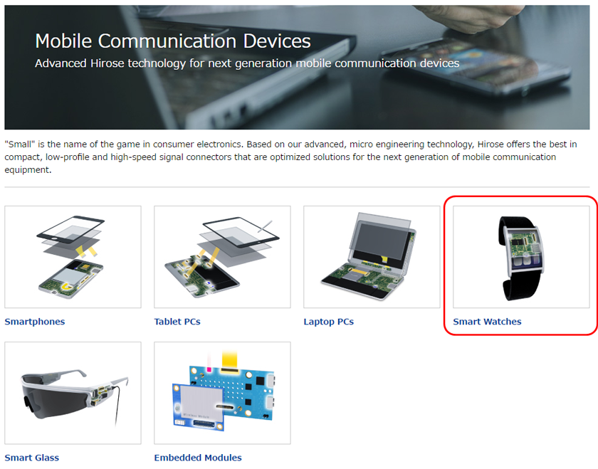 Mobile Communication Devices